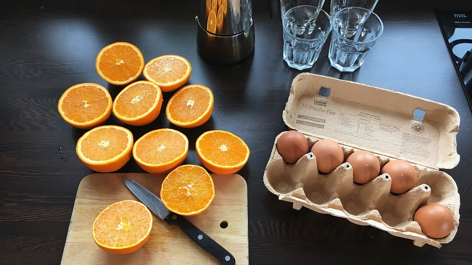 The Egg and the Orange ~ The Natural Wisdom of the Body