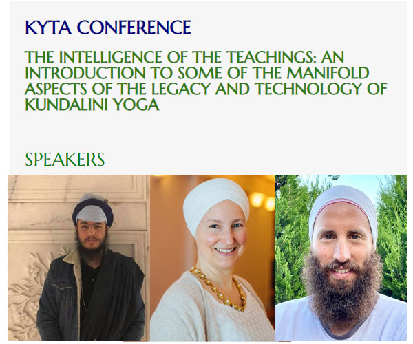 KYTA Conference 2021: The Intelligence Of The Teachings